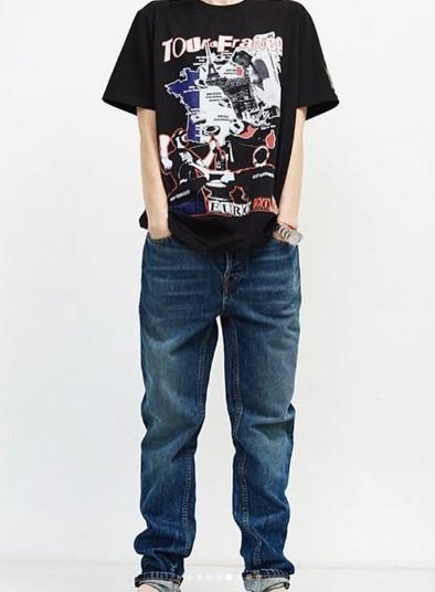 113 - Джинсы+футболка. Читаем, листаем фото, запоминаем.