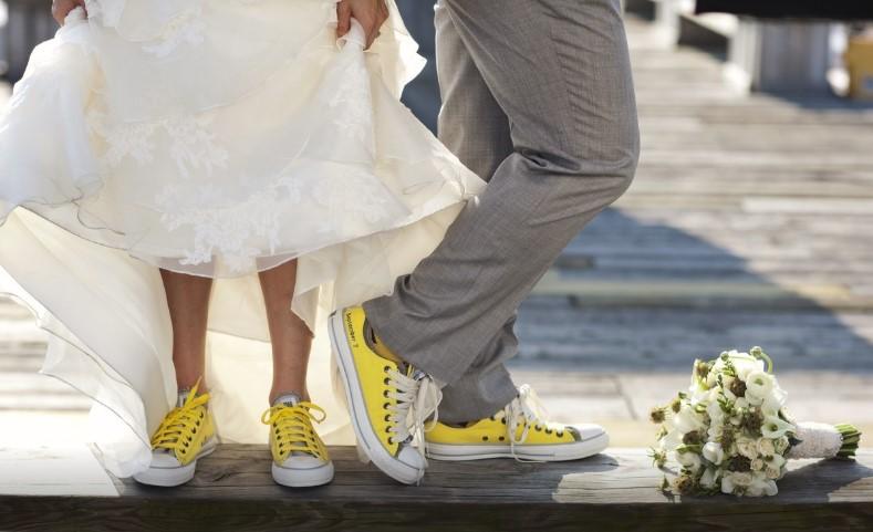 Как выбрать свадебные туфли? Дельные советы