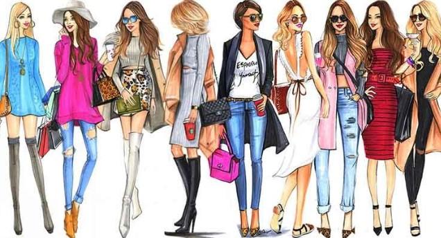 Различия моды и стиля