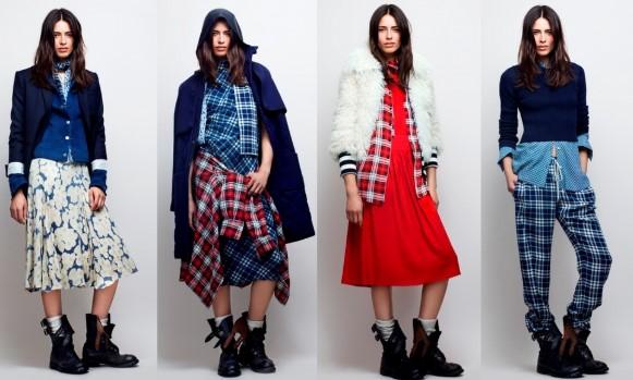 Стиль эклектика в одежде