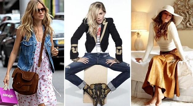 Индивидуальный стиль и современные модные тенденции