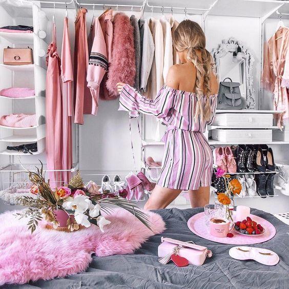 Правильный гардероб: 10 признаков того,что ваш гардероб захламлен