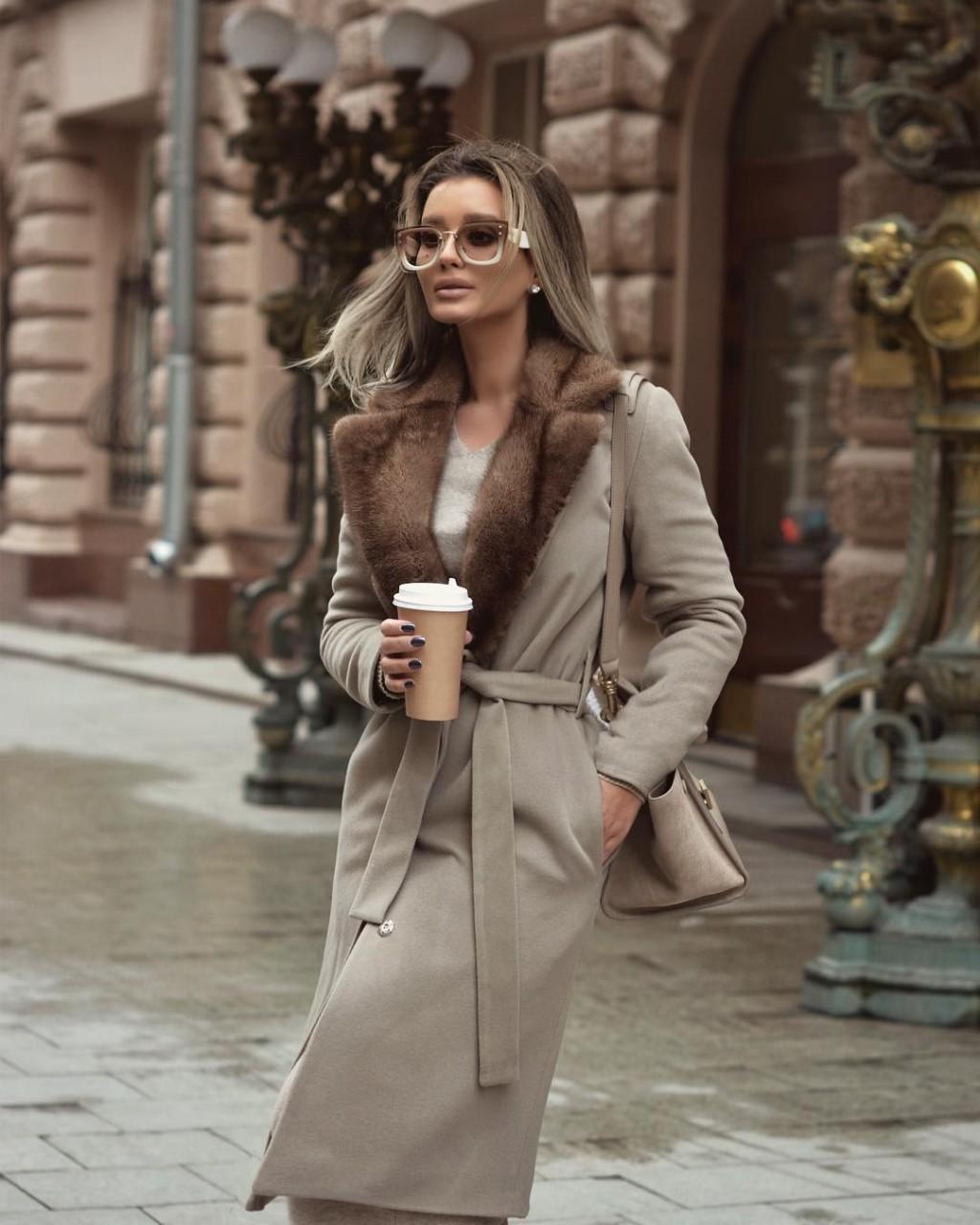 Модные пальто в сезоне осень-зима 2018-2019
