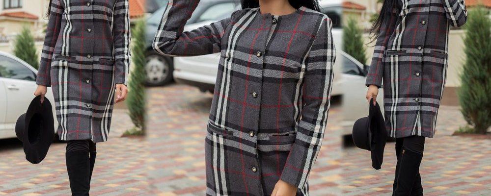 palto kletka 2 1000x400 - Модный тренд-клетка. Как носить вещи в клетку.