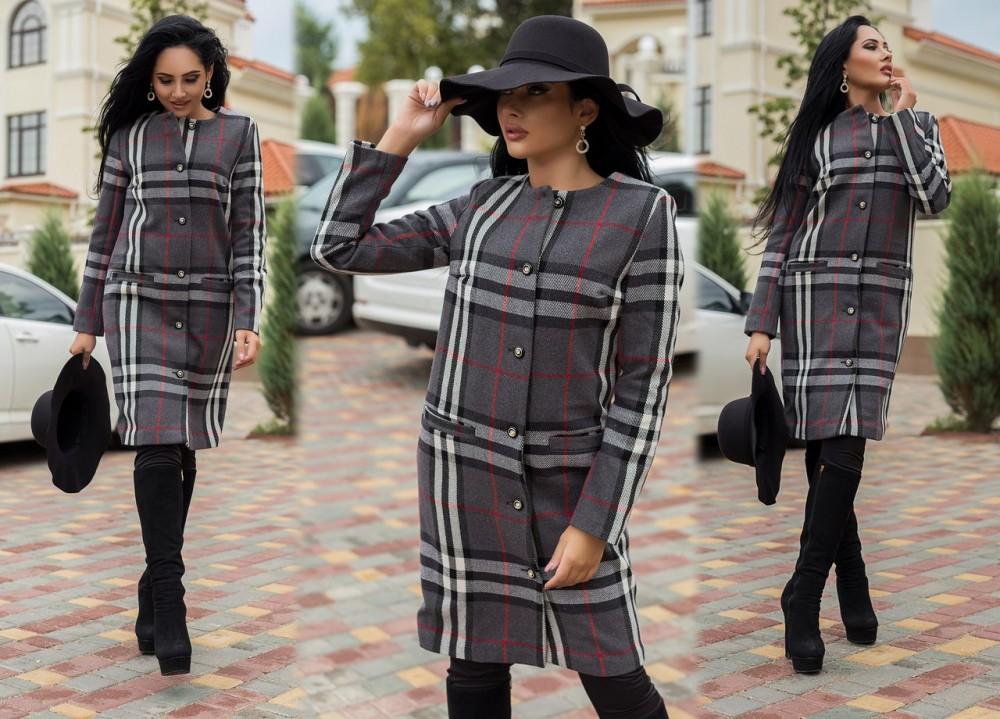 Модный тренд-клетка. Как носить вещи в клетку.