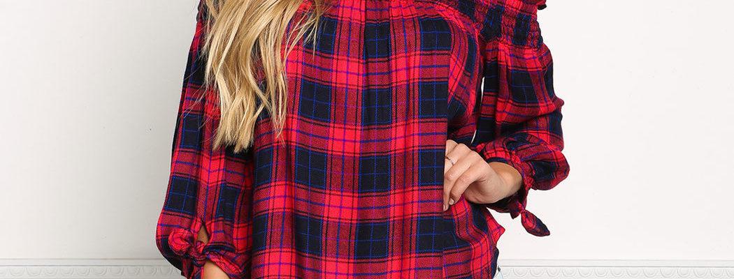 9cfcdf509682119 1050x400 - Клетчатая рубашка как модный тренд. 4 способа носить клетчатую рубашку