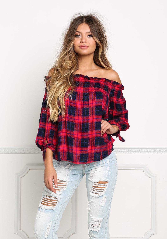 Клетчатая рубашка как модный тренд. 4 способа носить клетчатую рубашку