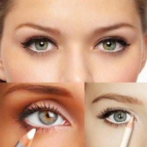 427c7ad3a6311b305dd5f206efe48191 300x300 - Стильный макияж, или 5 хитростей чтобы увеличить глаза