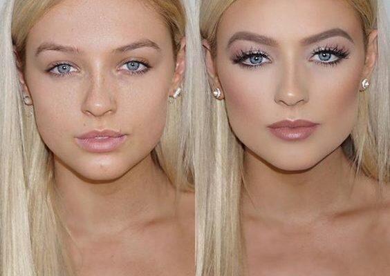 8bca8cdddc47678f22fa9ce3a3c8aab6 564x400 - Стильный макияж, или 5 хитростей чтобы увеличить глаза