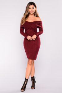 Fashion Nova 10 06 17 Studio 2 690.jpg.6382363ddd42d929a02e9da7766860cf 200x300 - Зимние платья на 2019 год-теплые и стильные варианты