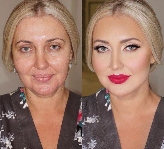 5 приемов anti-age макияжа: как выглядеть на 10 лет моложе