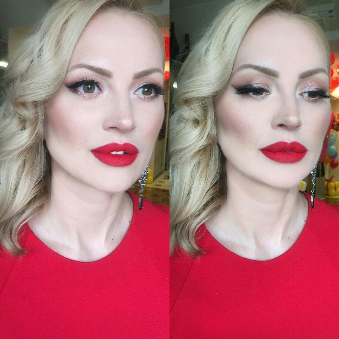 Особенности макияжа глаз с нависшими веками