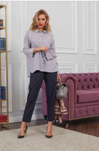 Screenshot 160 196x300 - Как носить блузку после 40: 5 блузок, в которых вы будете выглядеть моложе