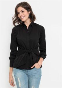 bluzka s effektom zapakha 1 214x300 - Как носить блузку после 40: 5 блузок, в которых вы будете выглядеть моложе