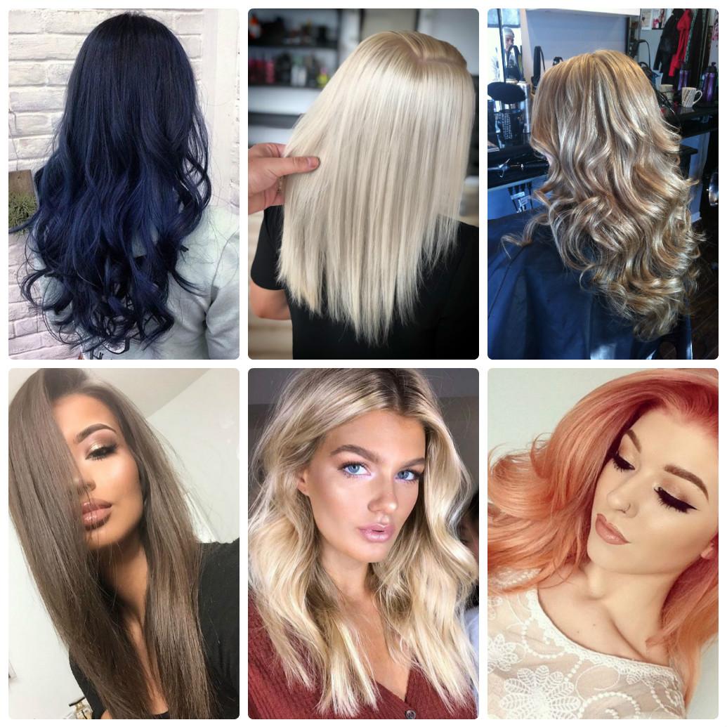 Как покинуть салон красоты с желанным оттенком волос