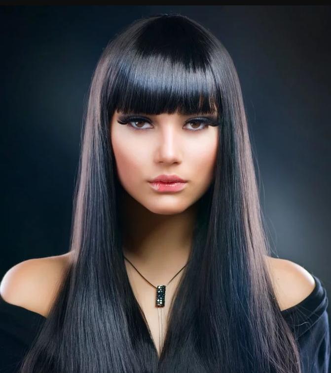 Самые модные оттенки волос 2019
