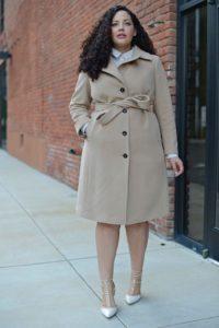 02 200x300 - Выбираем пальто для полных женщин. 5 советов дизайнера
