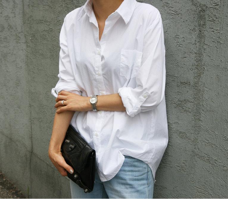9 вещей, которые женщина может позаимствовать из мужского гардероба