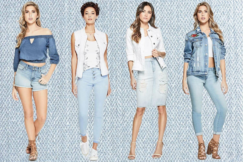 Модный деним. Чем пополнить джинсовый гардероб в 2019 году