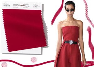spring summer 2019 Pantone colors trends jester red 300x214 - Топ самых  трендовых цветов на весну 2019 года