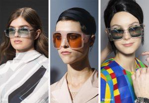 spring summer 2019 sunglasses eyewear trends big square sunglasses 300x207 - Модные тенденции солнцезащитных очков на весну-лето 2019