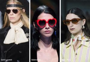 spring summer 2019 sunglasses eyewear trends heart framed sunglasses 300x207 - Модные тенденции солнцезащитных очков на весну-лето 2019