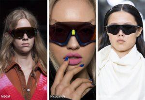 spring summer 2019 sunglasses eyewear trends sporty sunglasses2 300x207 - Модные тенденции солнцезащитных очков на весну-лето 2019