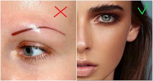 4 хитрости, которые помогут создать идеальные брови