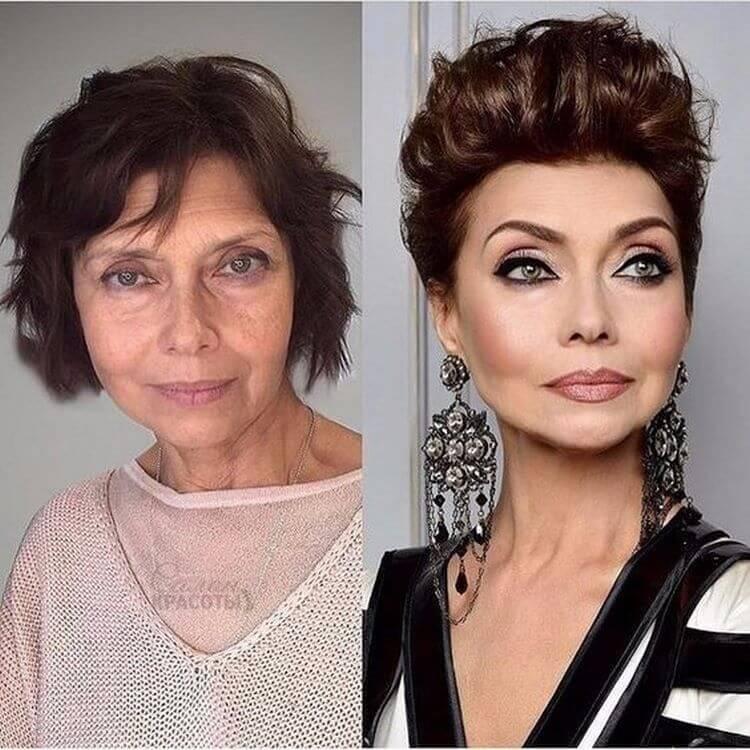 5 табу в макияже для женщин за 40, чтобы не стать смешной