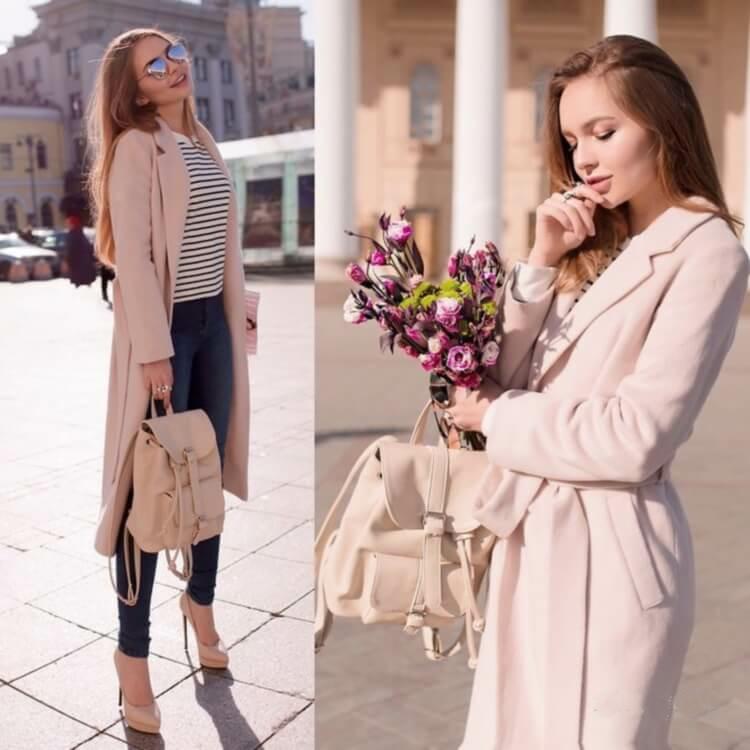 Как носить одежду в модных «вкусных» пастельных оттенках