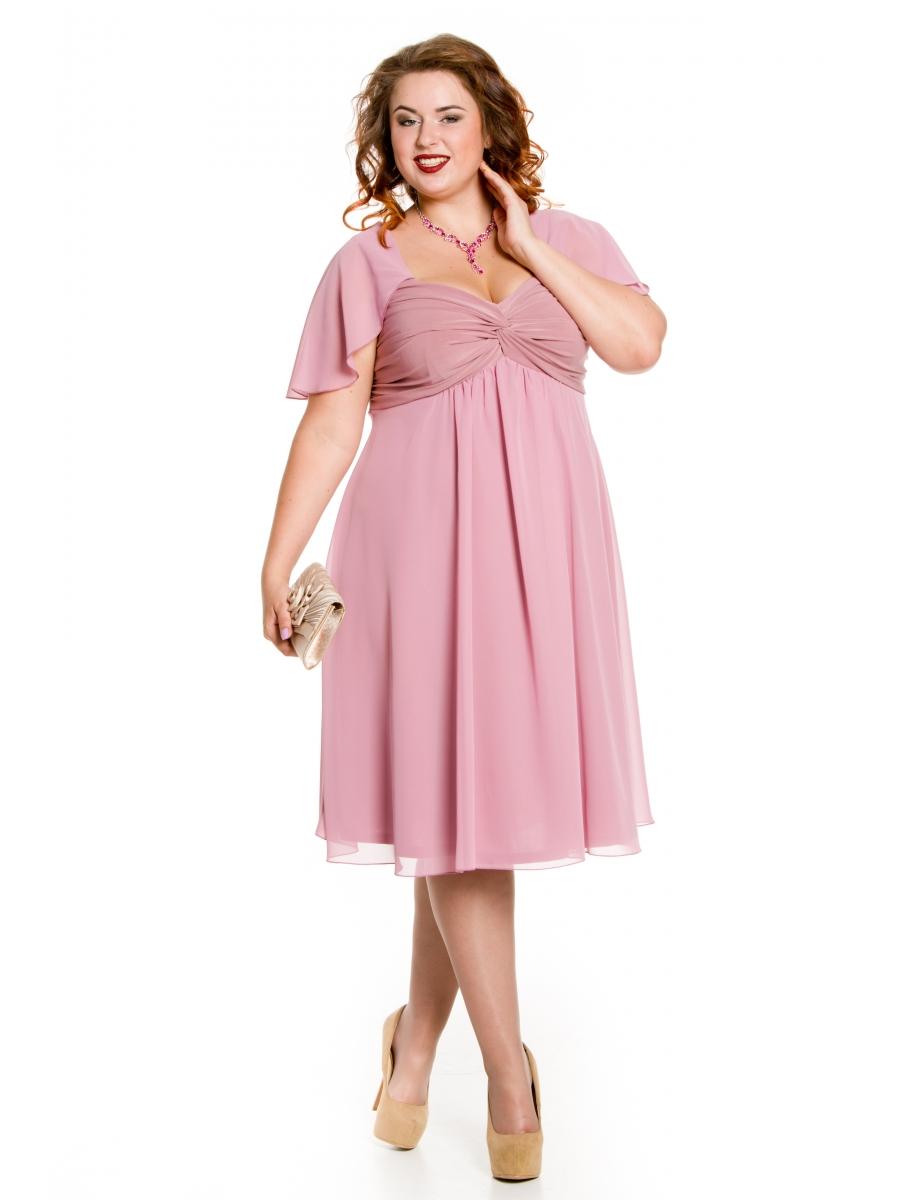 Как выбрать коктейльное платье для женщин Pluse size