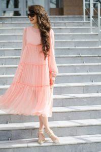 807ab264 1 199x300 - Как носить одежду в модных «вкусных» пастельных оттенках