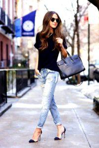 modni zhinochi dzhinsi novinki trendi foto 2018 5 1 200x300 - Как выбрать и с чем носить джинсы-бойфренды
