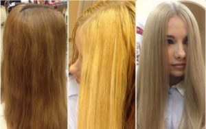 zheltizna 3 300x188 - Как убрать желтизну с волос