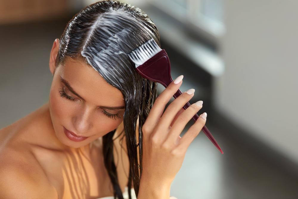 Окрашивание волос в домашних условиях — как получить эффект, как в салоне красоты