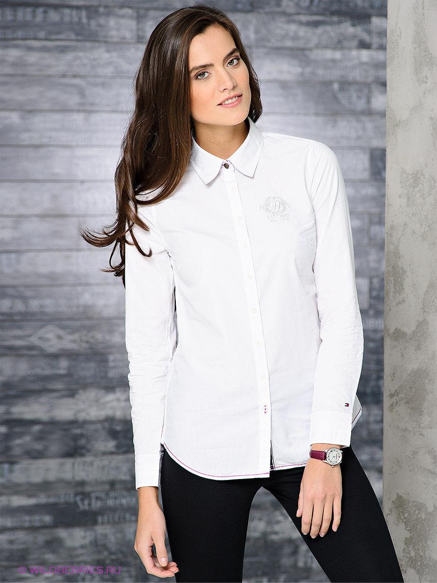 ТОП-5 белых рубашек: тренд на все времена