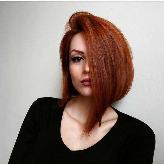 9 причесок с медными и красными волосами