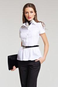 s1200 13 200x300 - ТОП-5 белых рубашек: тренд на все времена
