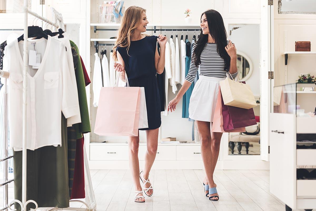 Правила рационального шопинга