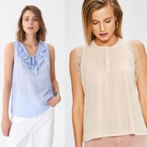 Untitled design 19 300x300 - Красивые и модные блузки на лето-2019. Выбери свою!