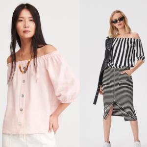 Untitled design 21 300x300 - Красивые и модные блузки на лето-2019. Выбери свою!