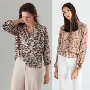 Untitled design 23 300x300 - Красивые и модные блузки на лето-2019. Выбери свою!