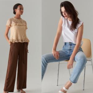 Untitled design 24 300x300 - Красивые и модные блузки на лето-2019. Выбери свою!