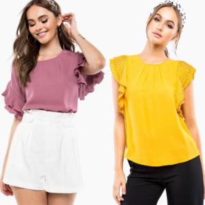 Untitled design 33 300x300 - Красивые и модные блузки на лето-2019. Выбери свою!