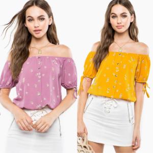 Untitled design 35 300x300 - Красивые и модные блузки на лето-2019. Выбери свою!