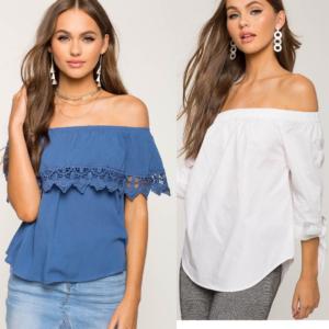 Untitled design 42 300x300 - Красивые и модные блузки на лето-2019. Выбери свою!